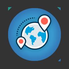 Sök på Google (& Bing) från en annan plats och få lokala resultat