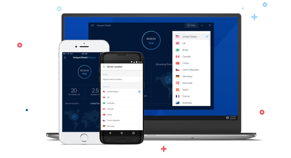 Hotspot Shield - Bra VPN för Sverige