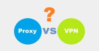 Proxyservrar jämfört med VPN – Vad är skillnaden?