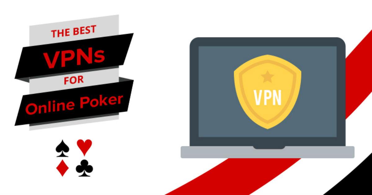 Bästa VPN för nätpoker 2018
