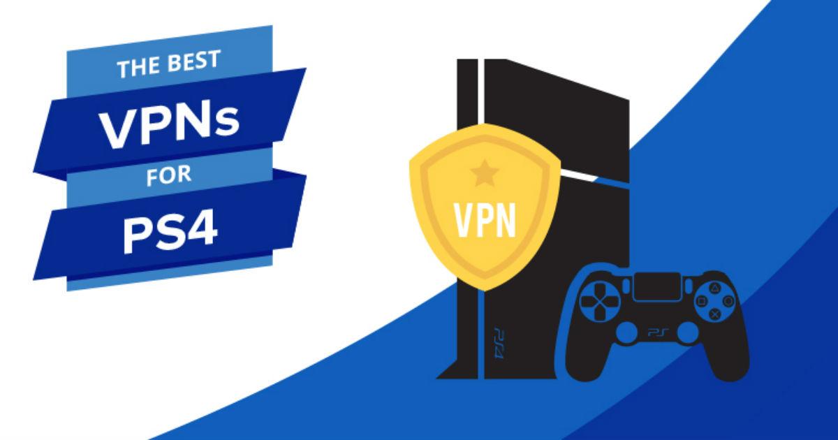 De bästa VPN-tjänsterna för PS4 år 2018