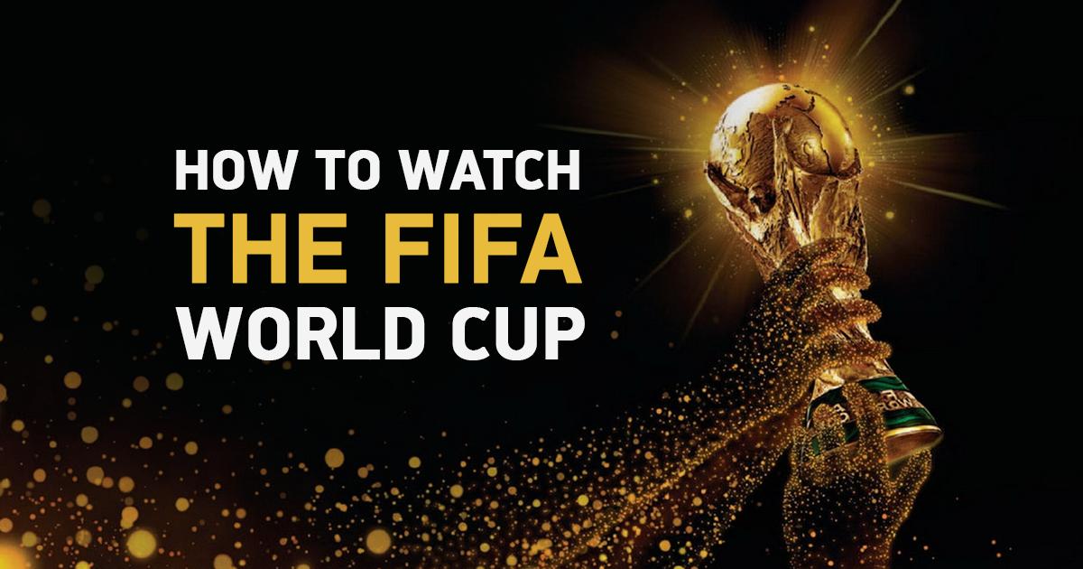 6 sätt att se fotbolls-VM 2018 från var som helst som faktiskt fungerar