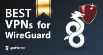 Bäst VPN-tjänster som stöder WireGuard [uppdaterad 2021]
